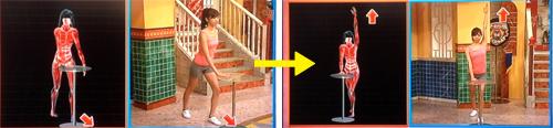 下半身太り解消エクササイズのやり方(世界一受けたい授業より)